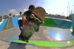 Alfonso Cruz - Grab off the ramp