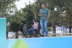 Ricardo, Leon y Americo